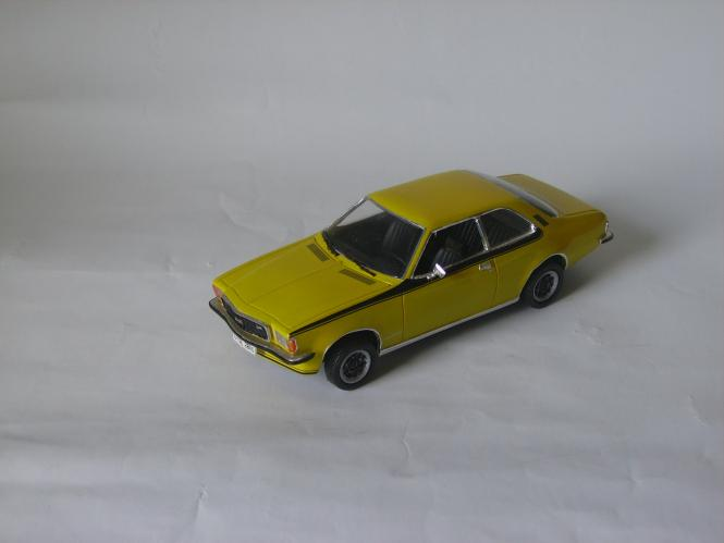 OPEL Commodore B GSE Coupé
