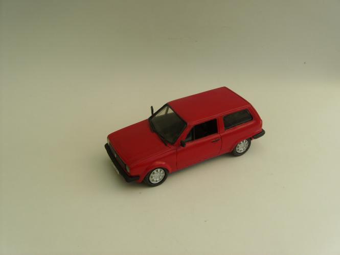 VW Polo II Steilheck