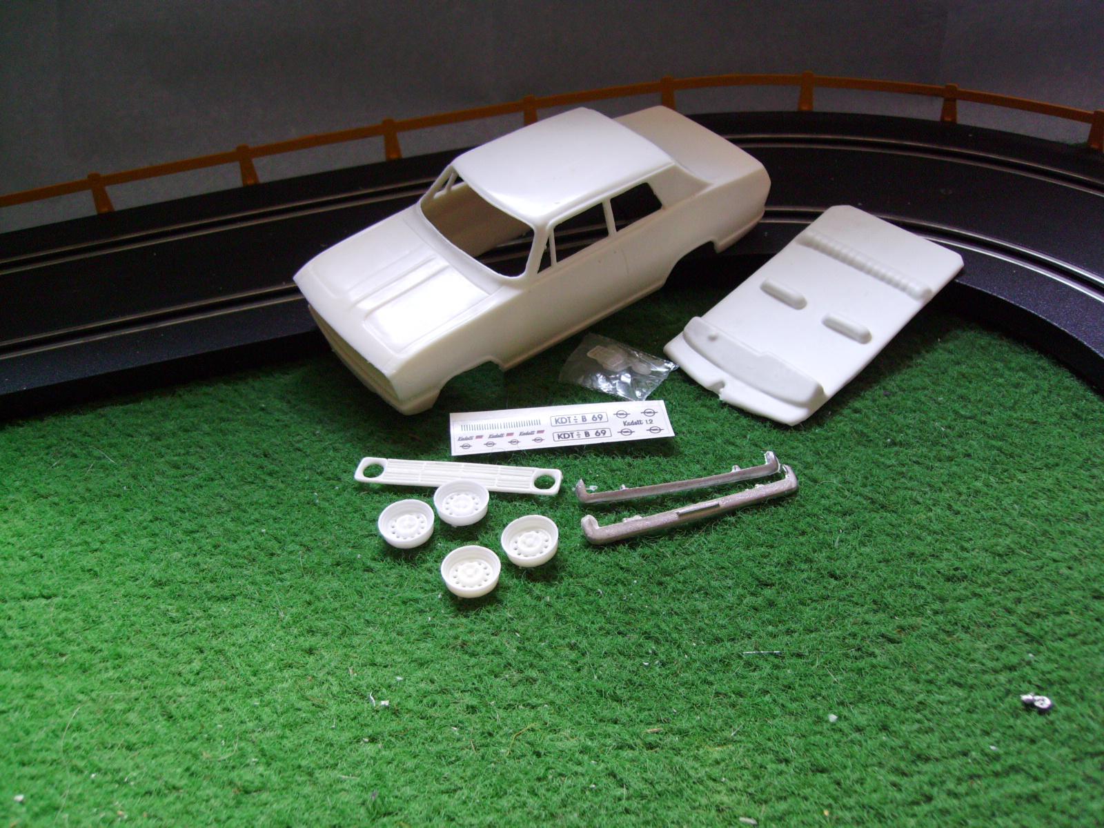 bs design online shop opel kadett b limousine slot. Black Bedroom Furniture Sets. Home Design Ideas